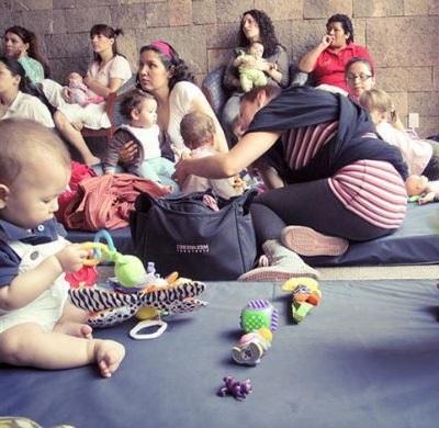 grupos de ayuda o apoyo a la lactancia materna