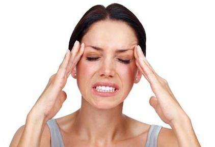 cefaleas o migrañas son un sintoma de desequilibrios hormonales