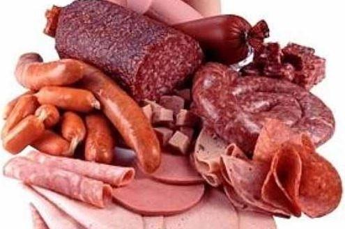las carnes procesadas