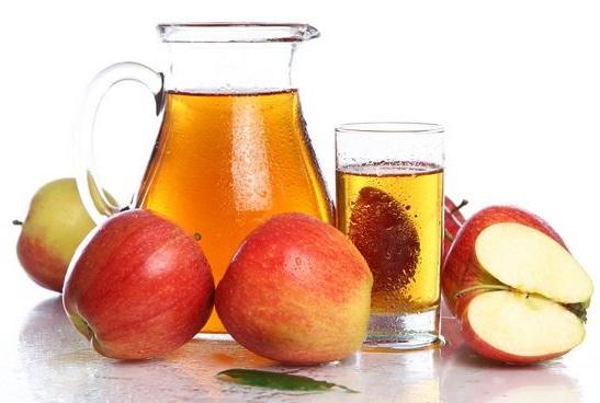 limpiar el colon con manzanas