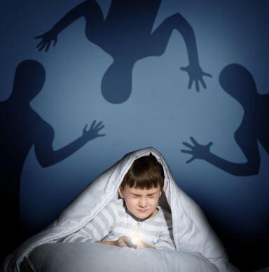 pesadillas en los niños