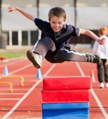 anafilaxia en niños y deporte