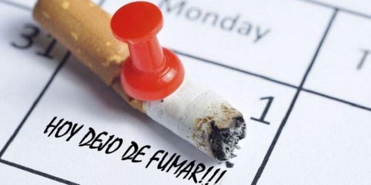 escoger fecha para dejar de fumar