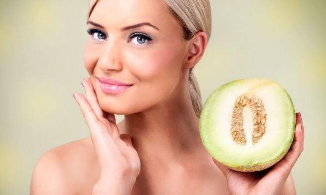 mascarilla de melon contra la flacidez en brazos