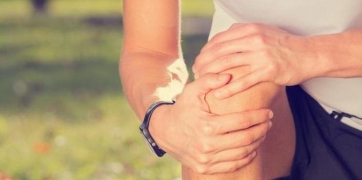 parestesia o ardor en la rodilla
