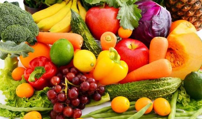 aumentar el consumo de frutas y verduras para la flora intestinal