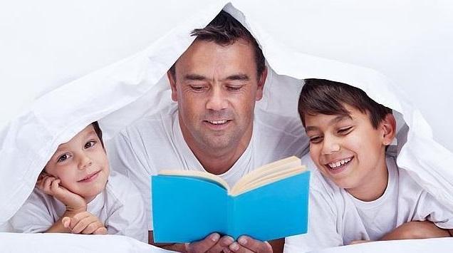 sirve de ejemplo a tus hijos