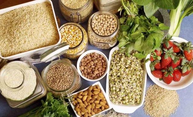 alimentos ricos en fibra para mejorar el transito intestinal