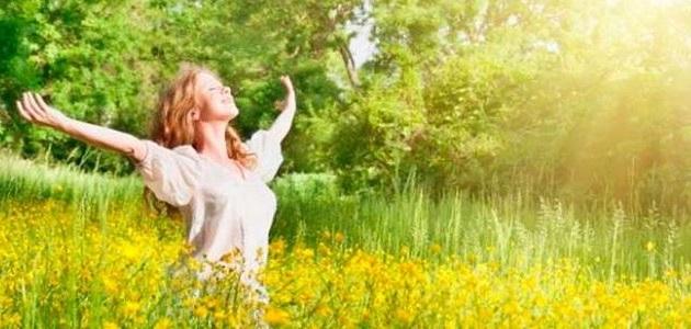 estar en contacto con la naturalez nos llena de buenas vibraciones