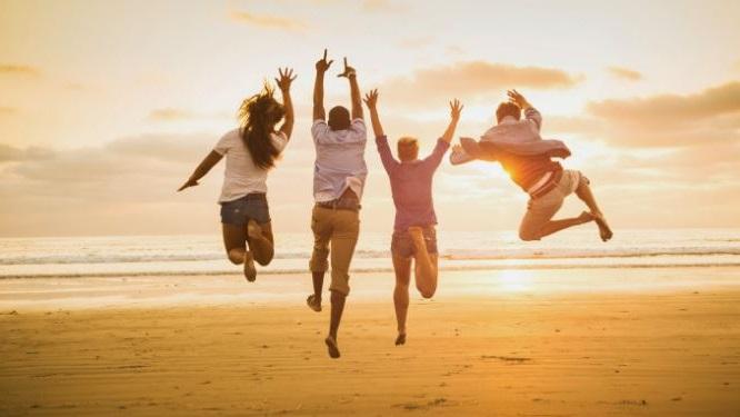 vive y disfruta el momento presente