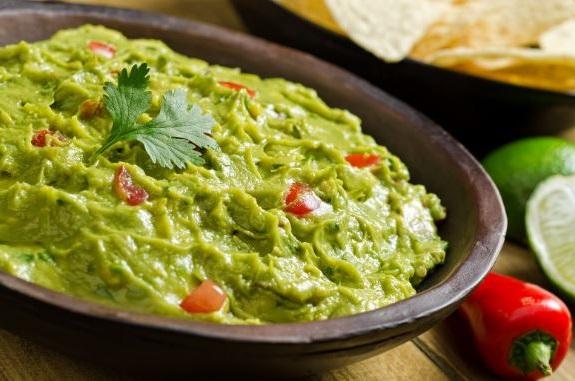 acompaña tus platos y guarniciones con un delicioso guacamole