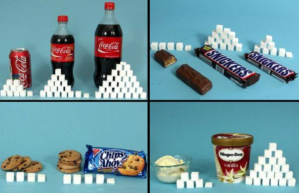 azucares que hay que evitar comer