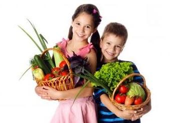 dar a tus hijos un control sobre los alimentos que les gustan mas y menos