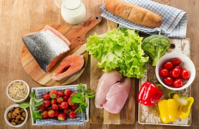 llevar una dieta saludable para no engordar y que aparezca la papada