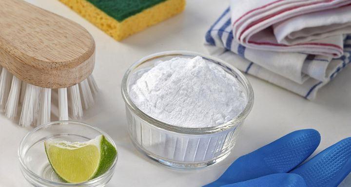 usos del bicarbonato de sodio para el hogar