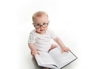 como criar a un bebe inteligente