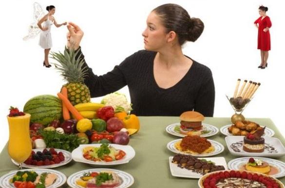 la fuerza de voluntad no es suficiente si queremos adelgazar con una dieta