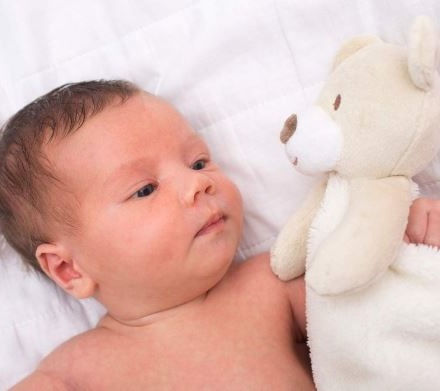 Erupciones y Enfermedades De La Piel De Un Bebé Recién Nacido