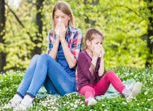 consejos para combatir la alergia primaveral