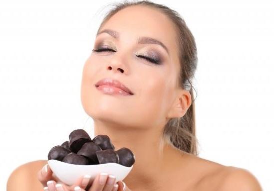 el chocolate negro tiene funciones antioxidantes