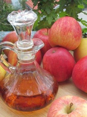 el vinagre de sidra de manzana aporta muchos beneficios para la salud