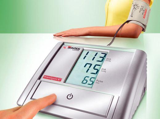 la lectura de la presion arterial incluye dos numeros