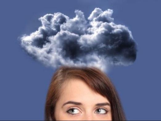 hay que aprender a deshacerse de los pensamientos negativos