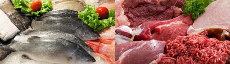 la carne y el pescado son las mejores fuentes alimenticias de vitamina b12