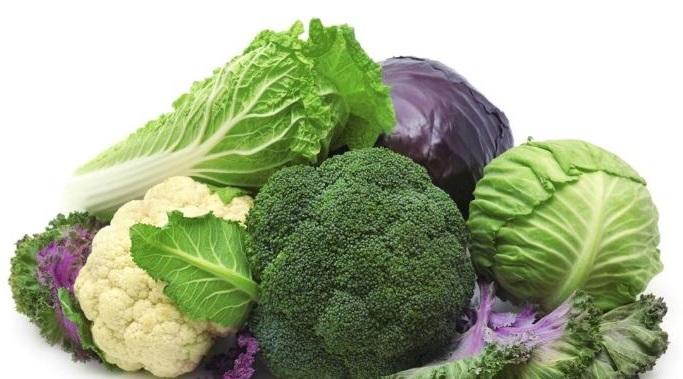las verduras de la familia Brassica ayudan a fortalecer nuestro sistema inmunologico
