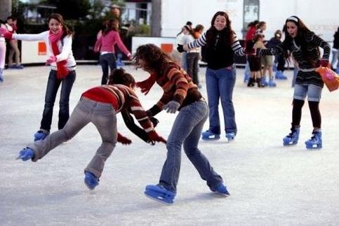 patinar es una actividad divertida y eso beneficia nuestra salud