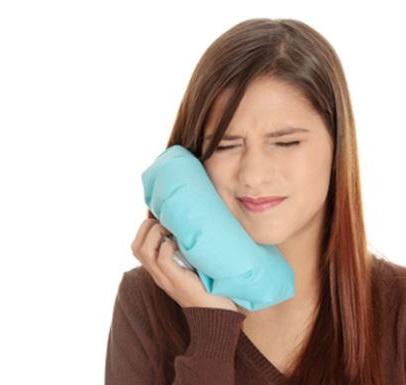 podemos usar hielo para aliviar un dolor en un diente