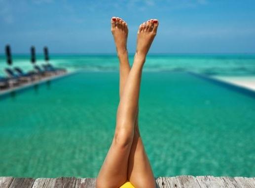 tenemos que procurar mejorar la circulacion sanguinea especialmente en verano que es cuando mas se hinchan las piernas