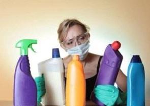 exponerse a productos quimicos puede perjudicar nuestro olfato