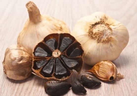 beneficios del ajo negro para la salud