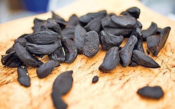 el ajo negro tiene muchisimas propiedades para nuestra salud