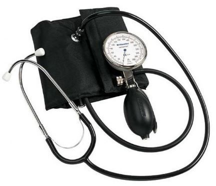 el esfigmomanómetro es el aparato utilizado por los medicos para medir la presion arterial