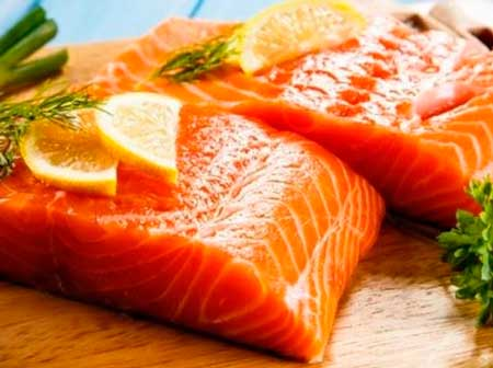 beneficios de consumir salmon