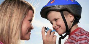 hay que tener cuidado con el ejercicio si el nino tiene asma