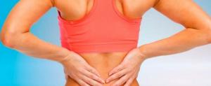 como aliviar el dolor lumbar