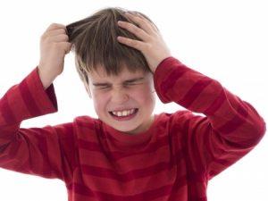trastornos, miedos y fobias en niños