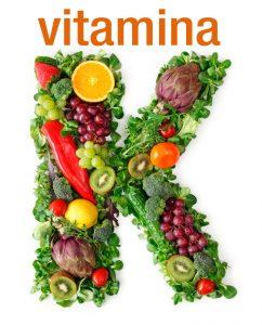 vitamina k, que es y para que sirve