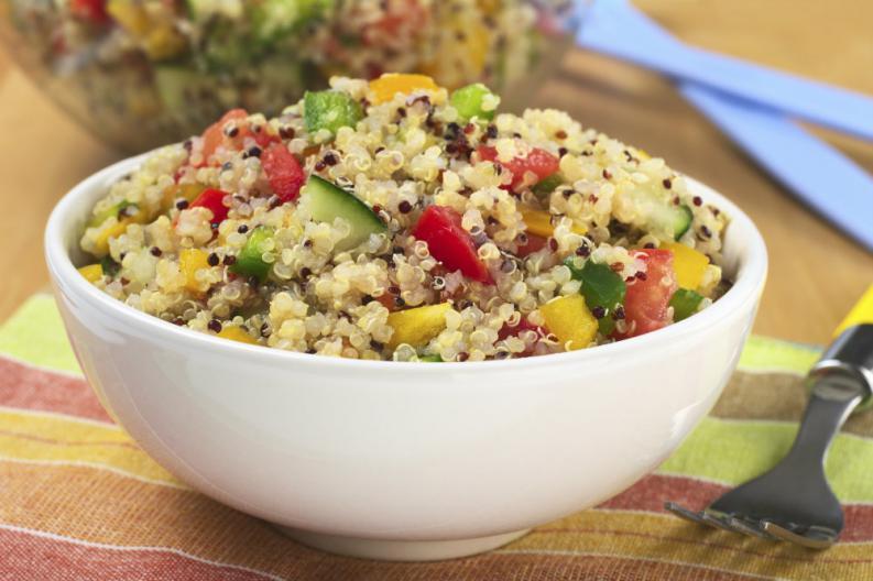 como consumir quinoa