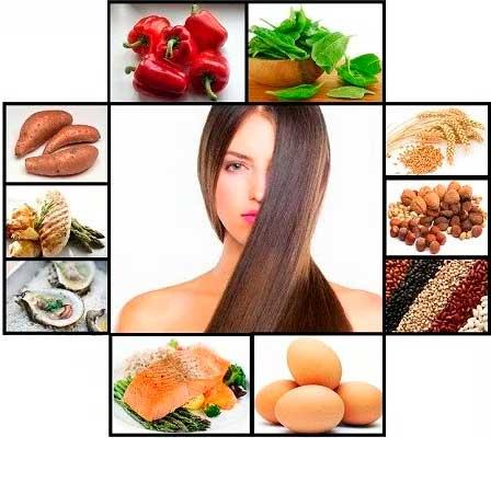 alimentos que ayudan a que el cabello crezca