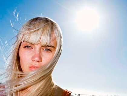 tomar el sol durante unos minutos es muy bueno para absorber vitamina d