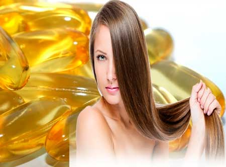 vitaminas para que el crezca el cabello