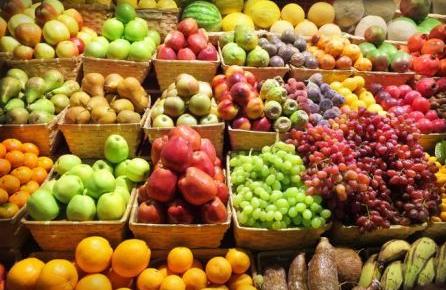 verduras y frutas que estriñen