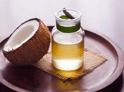 aceite de coco para las unas