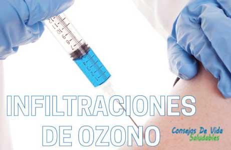 infiltraciones de ozono