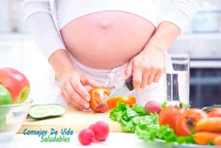listeria en en embarazo