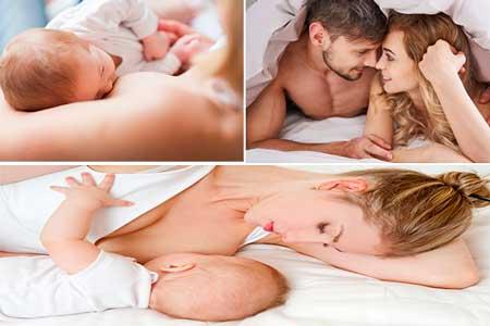 la amenorrea de la lactancia es otro metodo natural para no quedarse embarazada